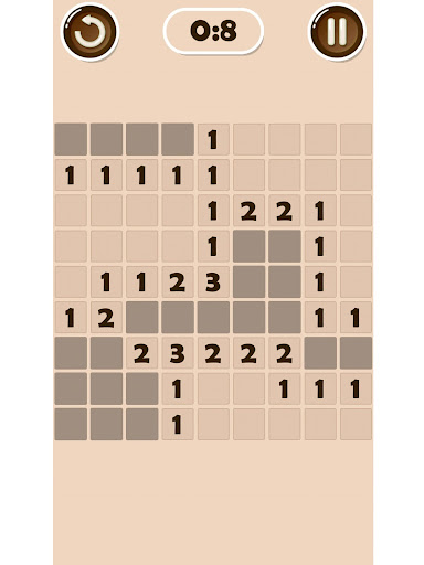 Puzzle game: Real Minesweeper apktram screenshots 12
