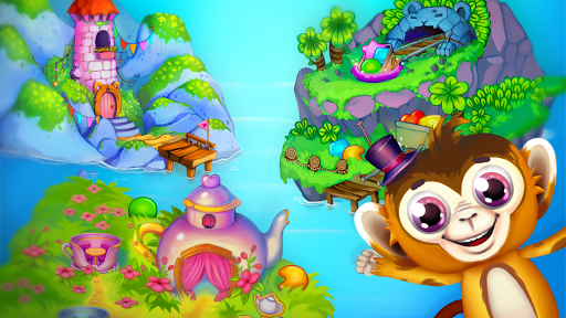 Animatch Friends - cute match 3 Free puzzle game  screenshots 16