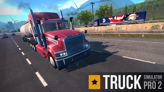 Truck Simulator PRO 2 APK ** Son Sürüm Güncel 2021** 6