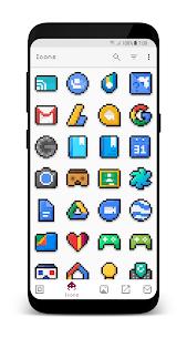 PixBit – Pixel Icon Pack Apk 16.5 (Full Paid) Download 4