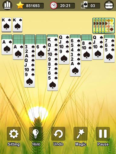 Spider Solitaire 1.2.3 screenshots 11