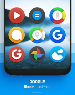 Bloom Icon Pack APK [PAID] Download for Android 2