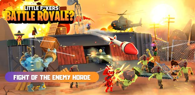 Little F**kers Battle Royale? – Top Down Shooter Hack & Cheats Online 4
