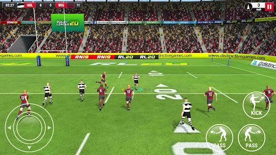 Rugby League 20 Apk 2