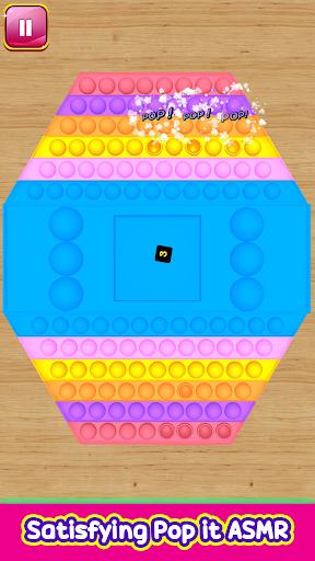 Pop It Challenge 3D -Ludo DIY Antistress Asmr Toys  screenshots 2