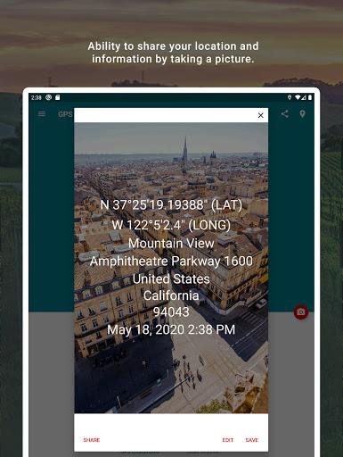 My GPS Coordinates apktram screenshots 15