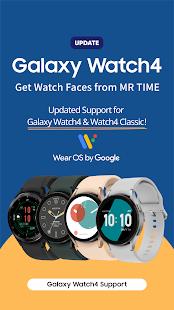Watch Face App MR TIME 7.0.0 screenshots 1