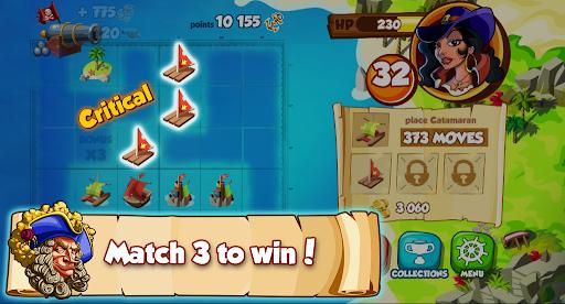 Code Triche Pirate Mania - Merge and Conquer APK MOD (Astuce) screenshots 1