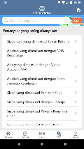Mobile JKN apktram screenshots 5