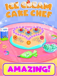 Ice Cream Cake Frozen For Pc | How To Install (Windows 7, 8, 10 And Mac) 1
