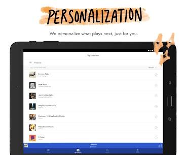 Pandora Premium  Mod APK 15