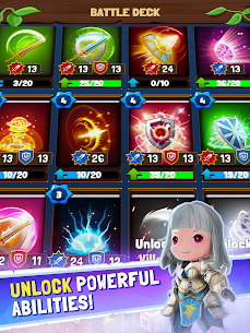 Coin Hero: Magic Legends Mod Apk (Unlimited Money/God Mode) 10