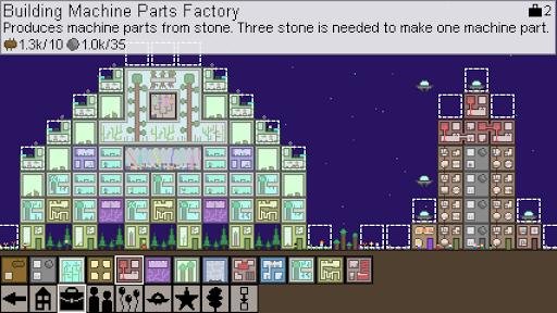 The Final Earth 2 - Sci-Fi City Builder  screenshots 1