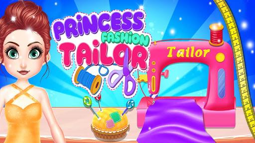 Tailor Fashion Games: ud83dudc78 Princess Clothing Design 1.3 screenshots 1