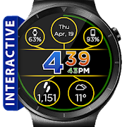 Face-FX HD Watch Face Widget & Live Wallpaper