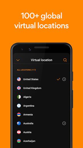VPN by Ultra VPN - Secure Proxy & Unlimited VPN  Screenshots 2