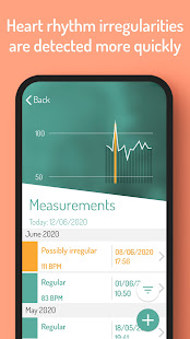 FibriCheck - Check your heart, prevent strokes 1.11.0 Screenshots 2