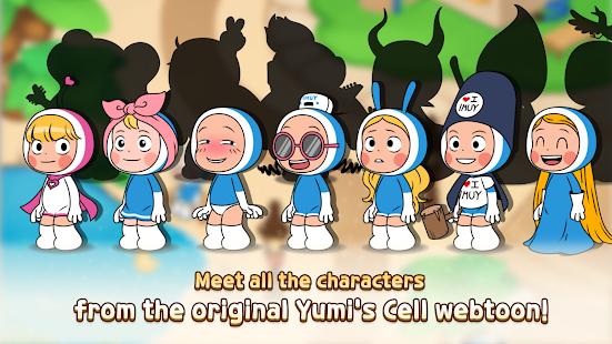 Yumi 的細胞拼圖