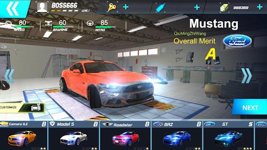 Crazy Drift Racing City 3D 4.1 screenshots 1