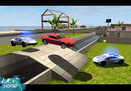 L.A. Crime Stories Mad City Crime 1.30 screenshots 1