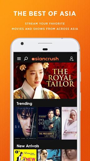 AsianCrush - Movies & TV  screenshots 1