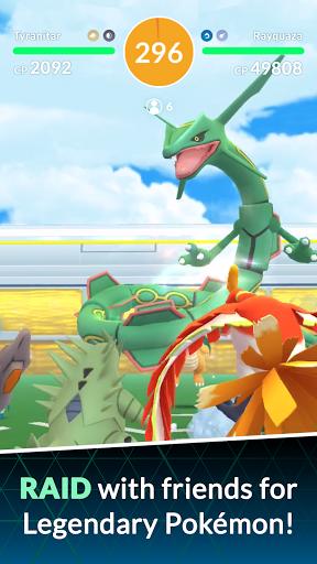 Pokémon GO screen 2