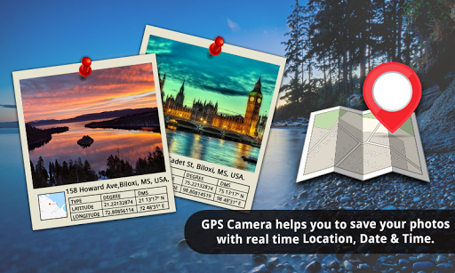 GPS Camera: Photo With Location 1.25 Screenshots 4