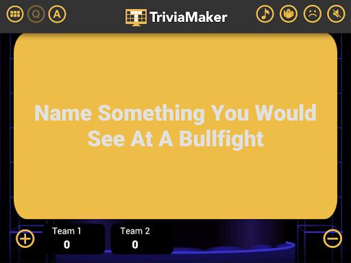TriviaMaker - Quiz Creator, Game Show Trivia Maker 6.1.3 screenshots 23