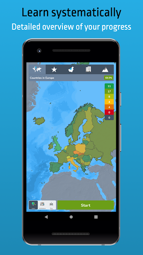 Where is that? - Learn countries, states & more 6.3.1 screenshots 5