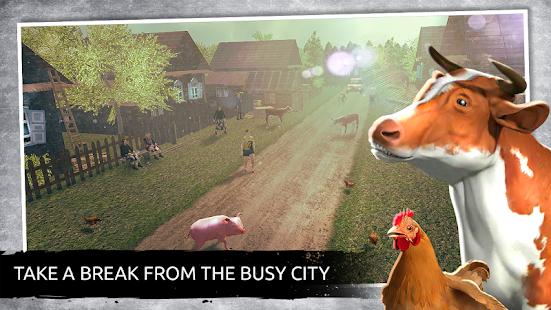 🐄 🐖 🐓 Russian Village Simulator 3D Unlimited Money
