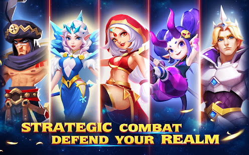 How to hack Realm Guards TD for android free