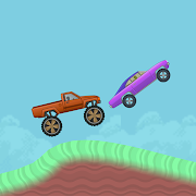Rider for 2-4 players: super car action game games