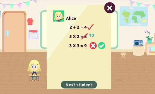 MySchool - Be the Teacher! Learning Games for Kids 3.3.0 Screenshots 5