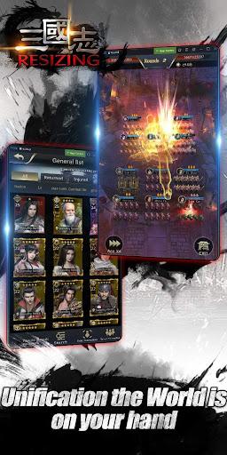 Télécharger Gratuit Three Kingdoms RESIZING apk mod screenshots 2