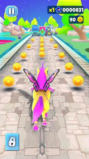 Magical Pony Run - Unicorn Runner 1.6 screenshots 12