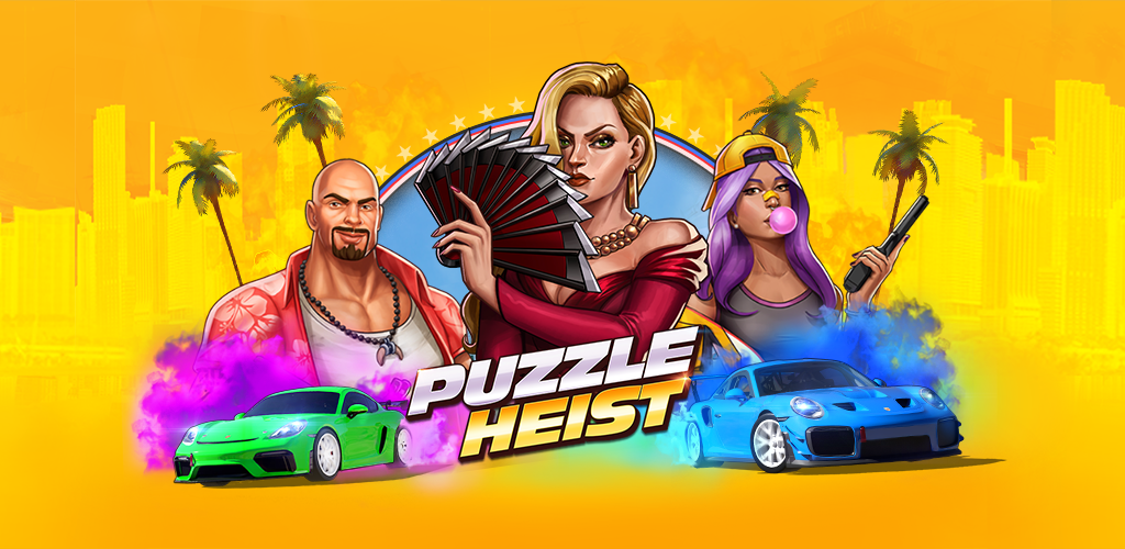 Puzzle Heist: Epic Action RPG poster 0