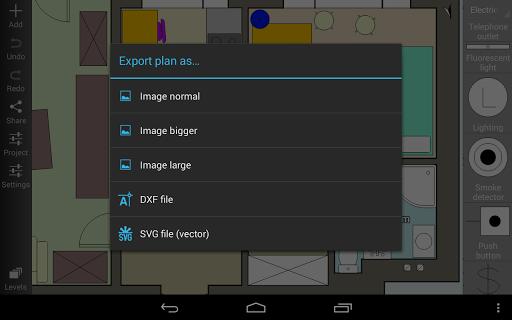 Floor Plan Creator  Screenshots 13