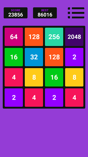 2048 1.6.8 screenshots 1