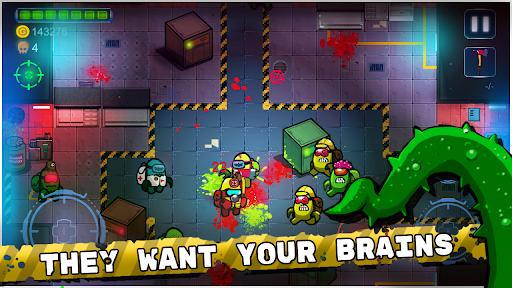 Zombie Among Space  screenshots 1
