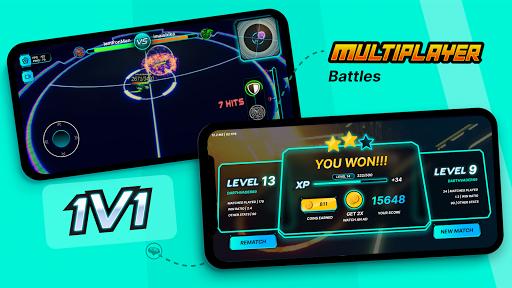 Bladers: Online Multiplayer Spinning Tops  screenshots 1
