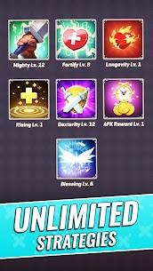 Arcade Hunter: Sword, Gun, and Magic MOD (No Enemy Attack) 4