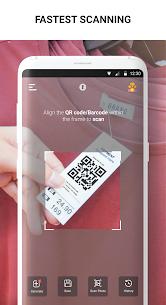QR Scanner – QR Code Reader & Barcode Generator (VIP) 2.0.37 Apk 2