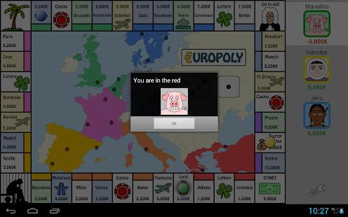 Europoly 1.2.4 Screenshots 18