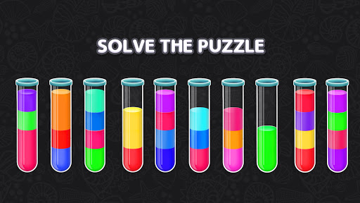 Color Water Sort Puzzle: Liquid Sort It 3D  screenshots 23