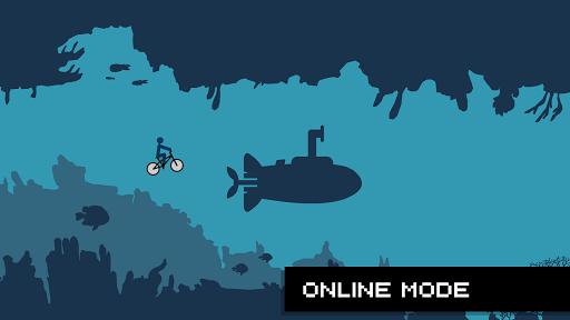 Draw Rider Free - Top Bike Stickman Racing Games  screenshots 8