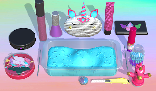 DIY Makeup Slime Maker! Super Slime Simulations 2.1 screenshots 12