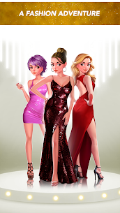 Glamland: Fashion Show, Dress Up Competition Game 4