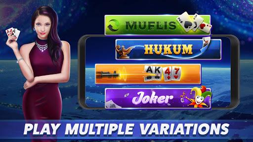 Vegas Teen Patti - 3 Card Poker & Casino Games screenshots 5