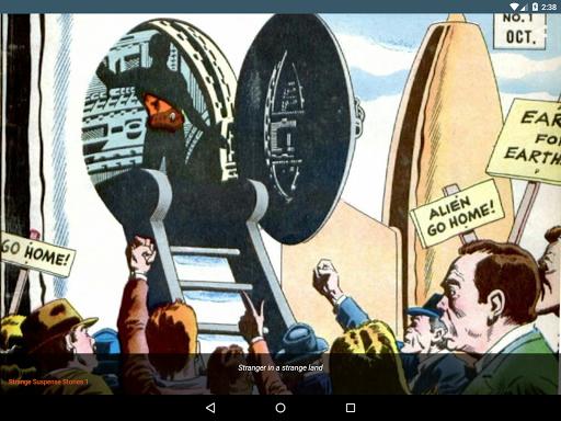 Astonishing Comic Reader  Screenshots 12