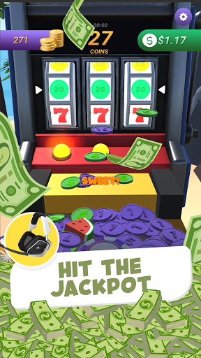 Lucky Town: Merge & Win ud83dudcb0 screenshots 3